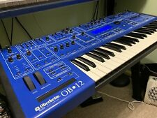 More details for oberheim ob12 in fantastic condition.  hardly used. can deliver for fuel cost.
