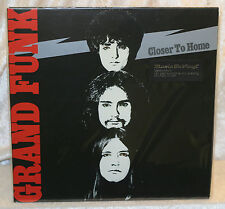 Grand Funk: Closer To Home *Audiophile Import* 180g Vinyl LP 2014 (Cover Damage)