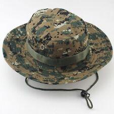 Tactical Army Military Boonie Bucket Hat Men's Jungle Bush Safari Fishing Cap