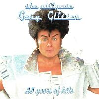 (2CD's) Gary Glitter – The Ultimate - I´m The Leader Of The Gang (I Am) ,u.a.