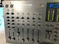 Dynacord M2 Discomischpult Clupmixer kleiner Bruder von M1