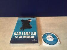 SPECTACLE GAD ELMALEH LA VIE NORMALE FILM UMD VIDEO SONY PSP FR