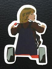 The Shining Danny Torrance Big Wheel Skateboard Laptop Phone Decal Sticker