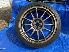 oz racing superleggera 18 Inch 5x114.3 One Wheel And Tyre Et45 8J