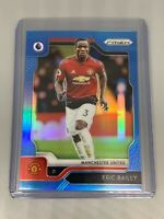 Eric Bailly 2019-20 Panini Prizm Premier League EPL Blue /199 Manchester United