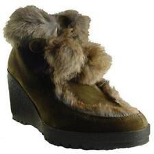 COACH KATAYA SUEDE Womens Boots SIZE 10 M NIB FLINT $300 Gorgeous Retired