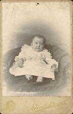 "Pietermaritzburg, KwaZulu-Natal, South Africa. Baby ""Sybil"" 1901. Mabel  RN.793"