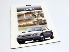 1997 Ford Taurus SHO Brochure