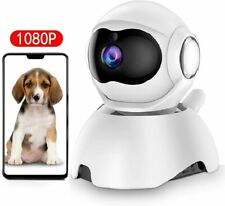 pet Camera, WiFi Dog Camera, 1080P pet Monitor, FHD Indoor cat Camera with Night