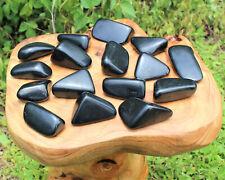 """Polished Shungite Stones Freeform HUGE 2"""" - 3.25"""" Pieces EMF Protection"""