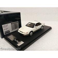 Nissan Silvia Q's (S13) Warm White Two-tone MARK 43 1/43 #PM4369BW