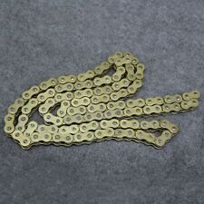 Gold 520x120 O-Ring Drive Chain ATV Motorcycle MX 520 Pitch 120 Links Streetbike