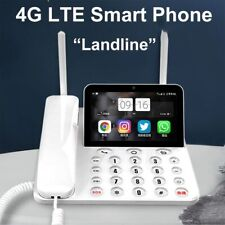 Smart 4G LTE Wireless Land line Phone Android OS P1 Internation Language App