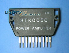 LOT of 2 (two) NEW IC SANYO POWER AMPLIFIER STK0050