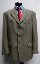 MS1119 West Lake para Hombre Chaqueta Blazer Houndstooth Tweed como tamaño 42R