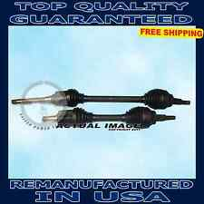 2011-2012 Jeep Grand Cherokee Complete Left & Right CV Drive Axle Shaft