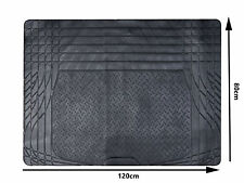 Large Rubber Car Boot Liner Protective Mat Hatchback Saloon Universal SWCM86B