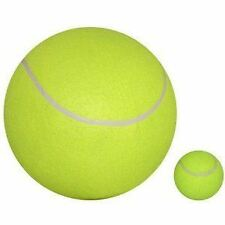 9'' Tennis Ball Deflated Jumbo Giant Play Fun Outdoor Game Kids Dog Sport Gift