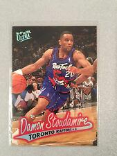 Damon Stoudamire 1996-97 Fleer Ultra #109 Toronto Raptors