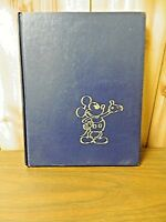 """Vintage 1975 """"The Art of Walt Disney"""" Hard Cover Book, Mickey Mouse"""