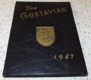 1947 The Gustavian Gustavus Adolphus College St. Peter, Minnesota