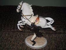 CAPRIOLE - AUGARTEN  VIENNA SPANISH HORSE RIDING SCHOOL LIPIZZANER