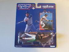 Nomar Garciaparra Red Sox 1998 Starting Lineup Figure Sealed in package