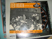 "7""  EP TED HEATH AND HIS MUSIC N.5 DECCA UK 1958  EX+/EX"