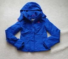 NWT Womens Abercrombie All Weather Warrior Season Jacket Fleece Lined Outerwear