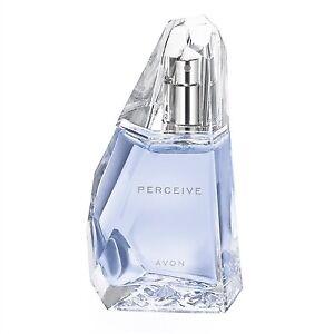 Avon Perceive Eau de Parfum Spray 50ml NEW sealed boxed
