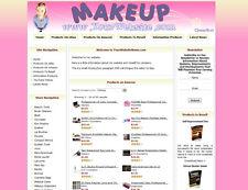 UNLIMITED Revenue Website. Makeup Store, eBay, Amazon, Google, Youtube Business