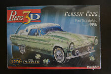 Puzz 3D Classic Cars Ford Thunderbird 1956 by Wrebbit