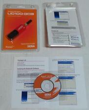 Sena Parani UD100 Bluetooth USB adapter 1000 meters transmission + soft Retail !