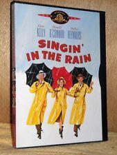 Singin in the Rain (Dvd, 1997) Geve Kelly Debbie Reynolds Donald Oconnor musical