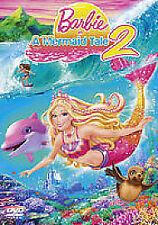 Barbie In A Mermaid's Tale 2 Dvd Brand New & Factory Sealed