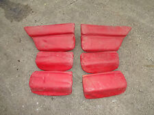 PORSCHE 928 REAR SEATS   928 BACK SEATS PORSCHE 928 TRIM
