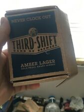 Third Shift Band Of Brewers Pocket Watch w/Second Hand,Chain & Bottle Opener