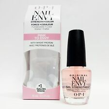 OPI Treatment NAIL ENVY STRENGTH + COLOR Variety of Your Choice .5oz/15ml
