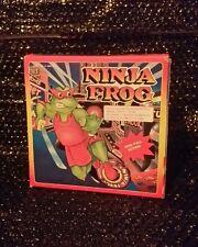 Vintage TMNT K/O Ninja Frogs Skateboard - MiB NoS - 90s Junk
