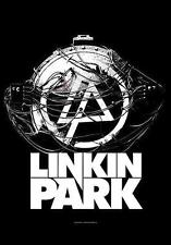 """LINKIN PARK FLAGGE / FAHNE """"ATOMIC AGE"""" POSTER FLAG POSTERFLAGGE"""