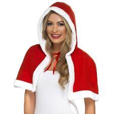 Cappe, cappotti e mantelli bianco in poliestere per carnevale e teatro