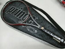 **NEW OLD STOCK** PRINCE SPEEDPORT RED 105 TENNIS RACQUET (4 1/4) W/ COVER