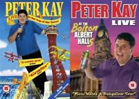 PETER KAY LIVE COLLECTION LIVE AT THE TOP OF THE TOWER, BOLTON ALBERT HALLS DVD