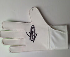 C Surname Initial Signed Football Gloves