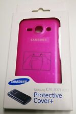 SAMSUNG  GALAXY ACE 3  PROTECTIVE COVER + ROSA IN BLISTER UFFICIALE