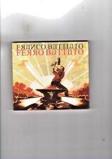 FRANCO BATTIATO - FERRO BATTUTO - CD NUOVO SIGILLATO