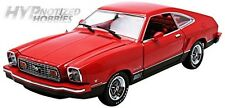 GREENLIGHT 1:18 1976 FORD MUSTANG II MACH 1 DIE-CAST RED 12867