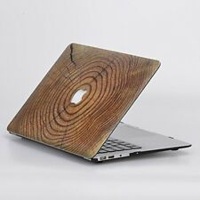"""BELK MacBook AIR 13""""/13,3 cm 3in1 Ultra-Slim Hard Case Schutzhülle Holzstruktur"""