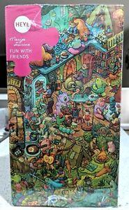 Heye 1500 piece Jigsaw Puzzle - Fun with Friends
