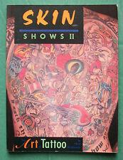 Book Skin Shows II: The Art of Tatoo by Chris Wroblewski